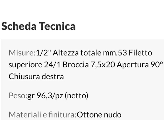 7.5x20 ceramico