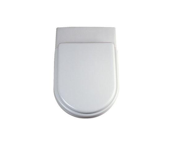 Ideal standard t627701 esedra sedile in termoindurente per vaso   cerniere acciaio inox bianco 01