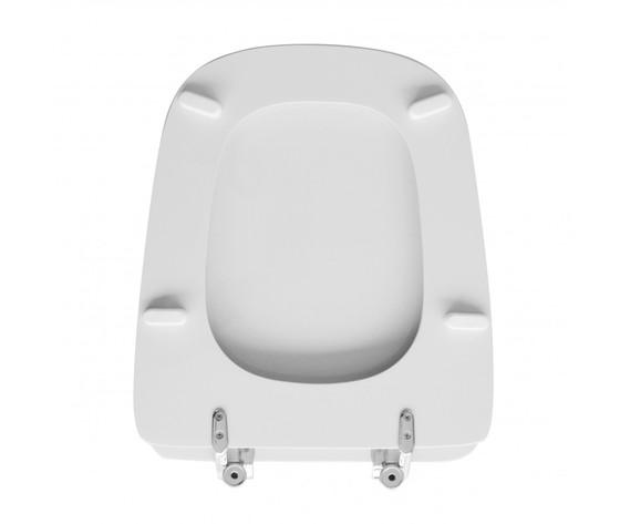 Sedile copriwater per serie aero ideal standard in poliestere colato