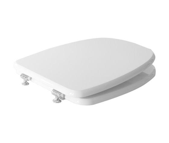Si sedileria igienica pozzi ginori square sedile copriwater dedicato bianco l 6548799 12827157 1