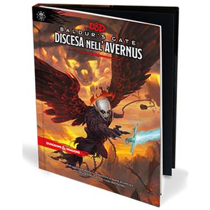 dungeons and dragons 5e discesa nell'avernus