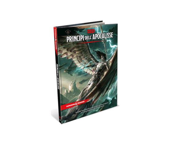 Dungeons and dragons 5e principi dell'apocalisse