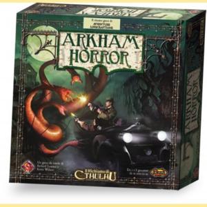 Arkham Horror giochi uniti