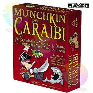 munchkin dei caraibi