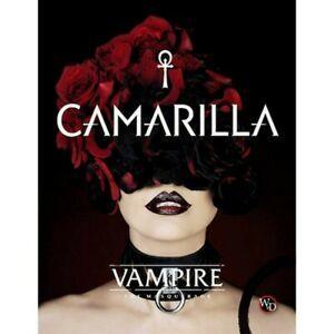 vampiri la masquerade 5° edizione camarilla