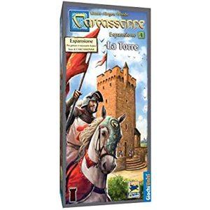 carcassonne la torre