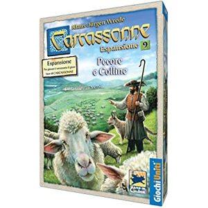 carcassonne pecore e colline