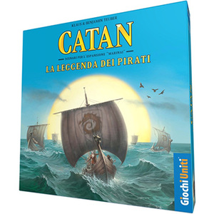coloni di catan la leggenda dei pirati