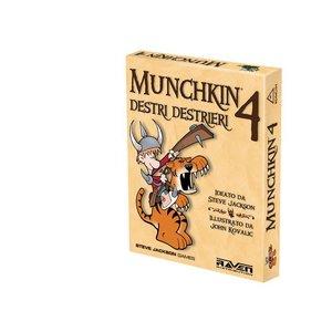 munchkin 4 destri destrieri