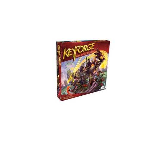 Keyforge call of the archeons
