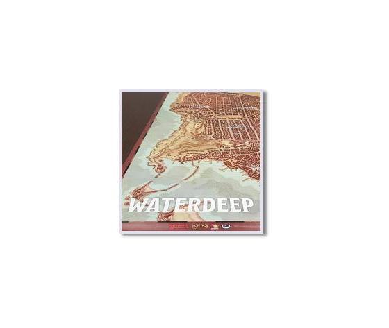Waterdeep mappe della citt%c3%a0