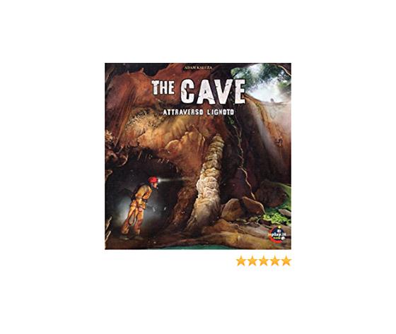 The cave attraverso l'ignoto
