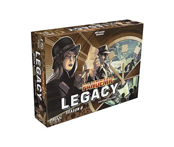 Pandemic legacy seson 0