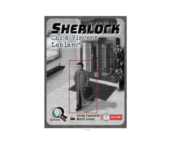 Sherlock chi e vincent leblanc
