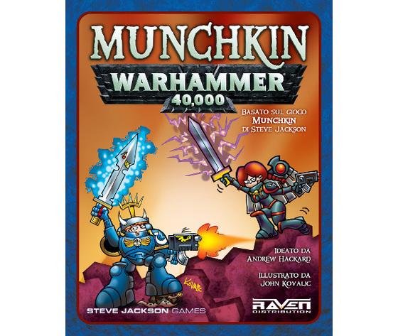 Munchkin warhammer