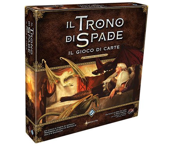 Il trono di spade il gioco di carte