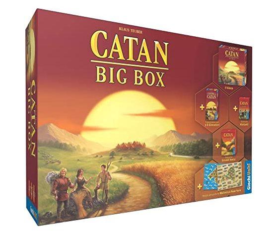 Coloni di catan big box 2021