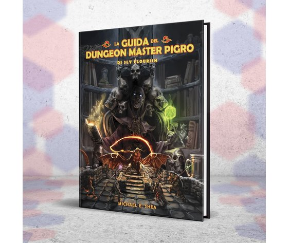 La guida del dungeon master pigro small