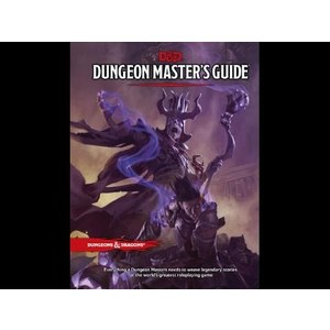 dungeons and dragons 5e dungeon master guide