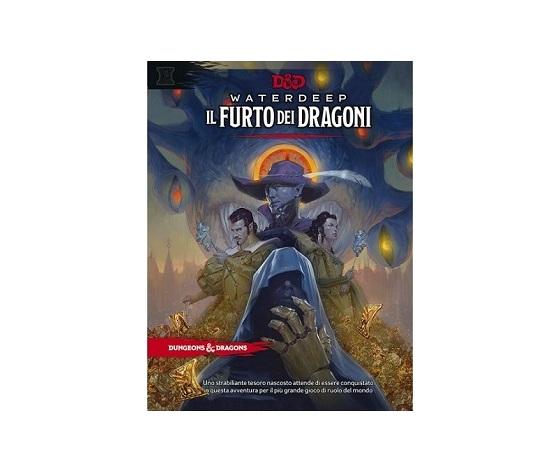 Dungeons and dragons 5e il furto dei dragoni