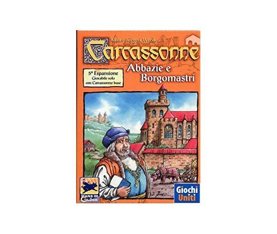 Carcassonne abbazie e borgomastri