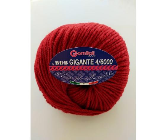 Woolmix giga woolmix giga 8728granata 1