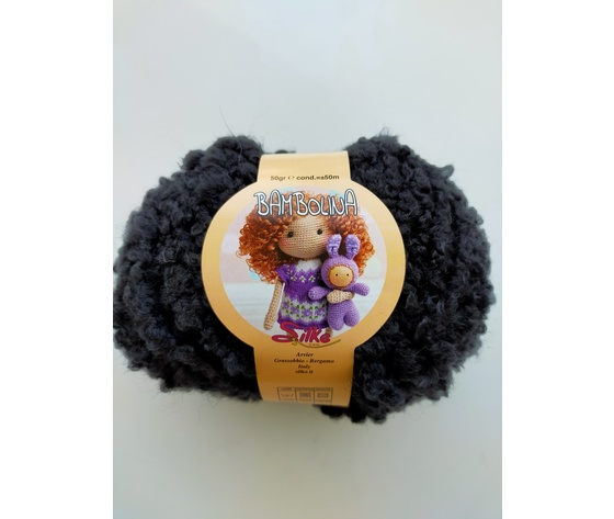 Woolmix boucle woolmix boucle 200nero 1