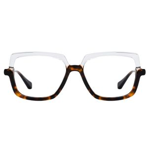 GIGI Studios CAMILA 6500/2 tartarugato e crystal occhiali