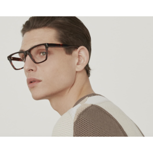 GIGI Studios HITCHCOCK 6527/2 tartarugato occhiali