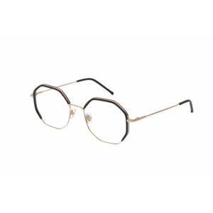 GIGI Studios ELECTRIC 8067/1 black e gold occhiali