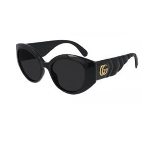 GUCCI 0809S 001 black/ grey occhiali