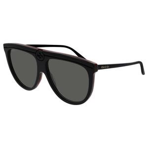 GUCCI 0732S 001 black / grey occhiali