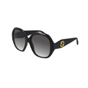 GUCCI 0796S 001 black / grey occhiali