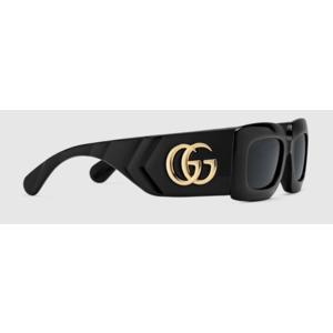 GUCCI 0811S 001 black/ grey occhiali