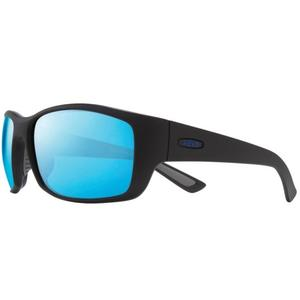 Revo DEXTER 1127 11 matte black / specchio light blue occhiali
