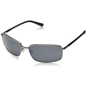 Revo TATE GUNMETAL 1079 00 GY grey silver / grey occhiali
