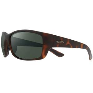Revo DEXTER 1127 02 matte tartarugato / flash grey occhiali