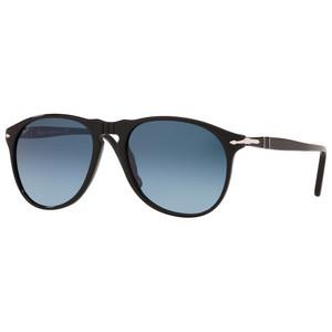 Persol 9649S 95/Q8 black / light blue occhiali