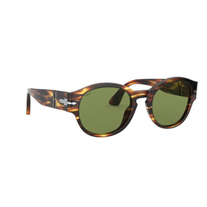Persol 3230S 938/52 zebrato brown / green