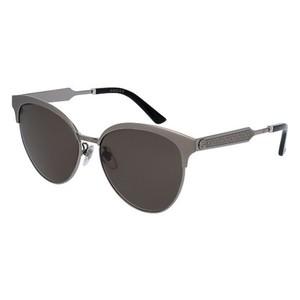 GUCCI 0074/S- Ruthenium/Green 005 occhiali