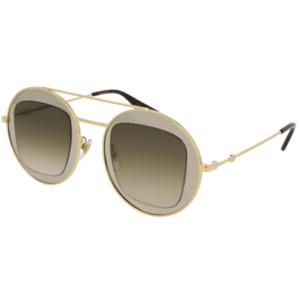 GUCCI 0105/S -Gold 002 occhiali