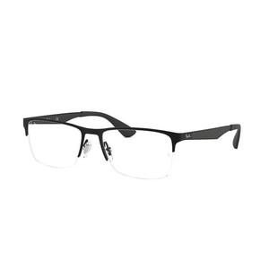 Ray Ban 6335 2503 matte black occhiali