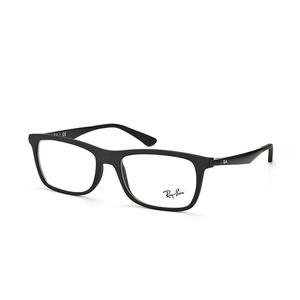 Ray Ban 7062 2077 matte black occhiali
