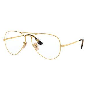 Ray Ban 6489 2500 gold occhiali
