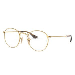 Ray Ban 3447V 2500 gold occhiali