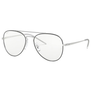Ray Ban 6413 2983 silver e black occhiali