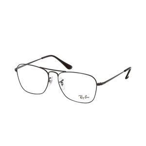 Ray Ban 6536 2509 black occhiali