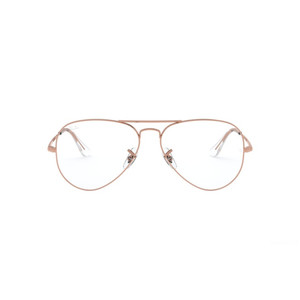 Ray Ban 6489 3094 rose gold occhiali