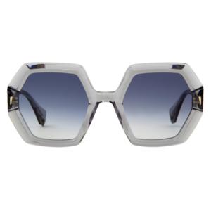 GIGI Studios ORCHID 6548/4 grey trasparente / grey blue occhiali