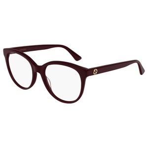 GUCCI 0329O - Burgundy 07 occhiali